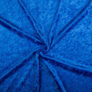 Velours De Panne – Cobalt