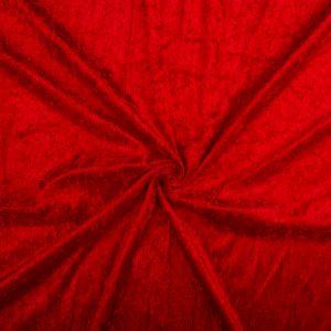 Velours De Panne – Red