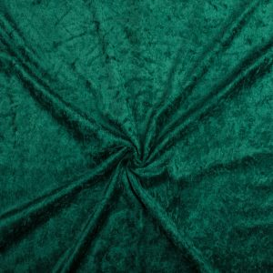 Velours De Panne – Dark Green